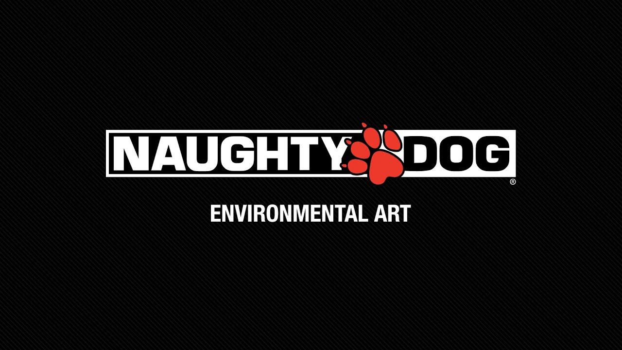 Environmental Art At Naughty Dog