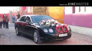 ШОК! Свадьба Таджика и Цыганки   2017 г Фата и платье из настоящего золота