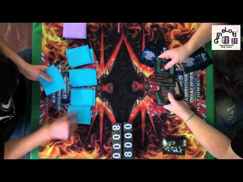 Yu-Gi-Oh! - National Championship 2012 - Final - Feature Match