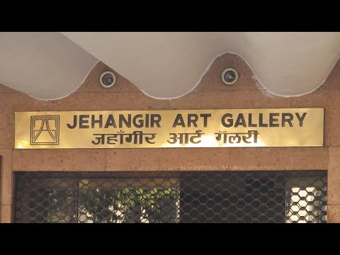 Travel Vlog to Jahangir Art Gallery, CST, Mumbai.