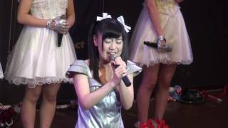 地下アイドルグループ「仮面女子」は6月11日、東京・秋葉原の常設劇...