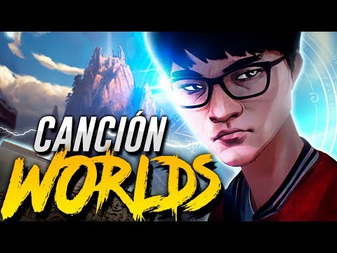 LA CAIDA DE FAKER *CANCION WORLDS 2018* - RISE (League of Legends)