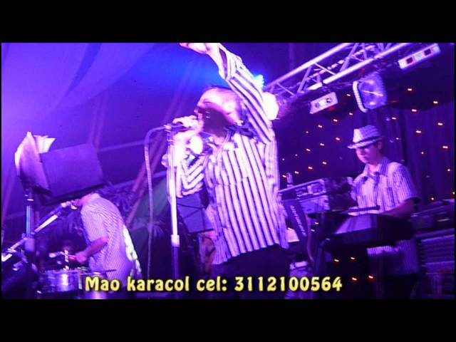 EXITOS DE MARC ANTHONY EN VIVO POR MAO KARACOL UNICA Y EXCLUSIVA EN COLOMBIA CEL:3112100564 Videos De Viajes