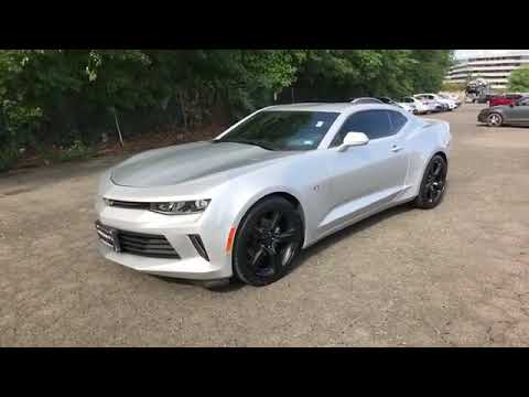 Used 2017 Chevrolet Camaro 1LT 1G1FB1RX5H0141676 Vienna, Fairfax, Sterling, Arlington, Alexandria