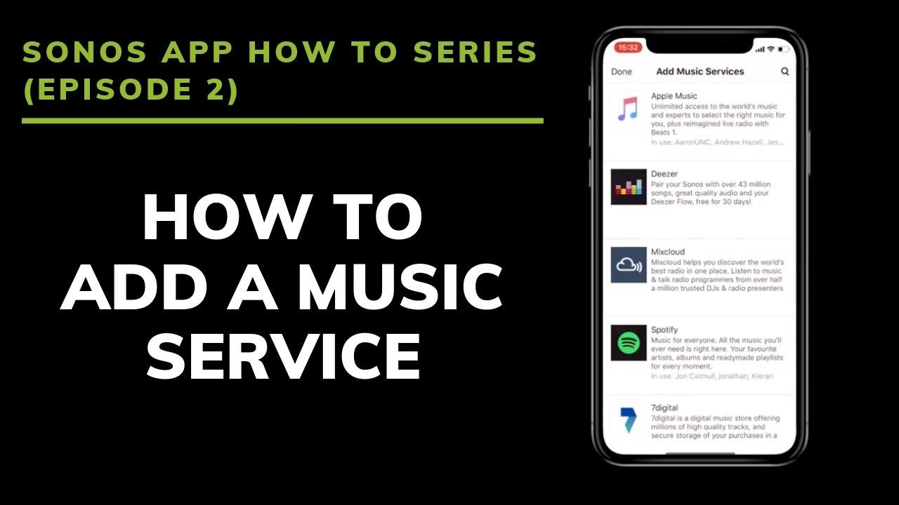 The Sonos App: How it Works | Smart Home Sounds