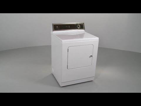 Maytag Dryer Disassembly (Model #DE412) \u2013 Dryer Repair Help - YouTube