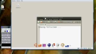 VirtualBox + Gnome desktop effects = Fullscreen freeze