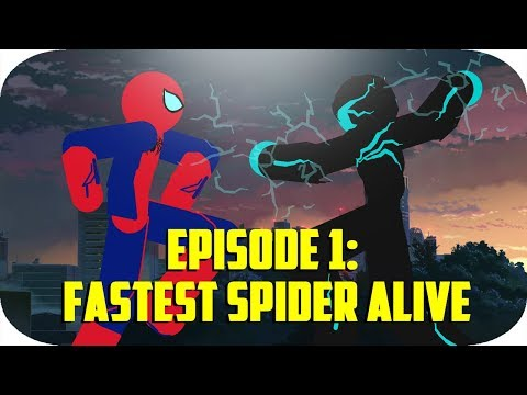 Spiderman Pivot Series Season 3 Episode 1