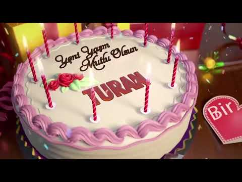 İyi ki doğdun TURAN - İsme Özel Doğum Günü Şarkısı