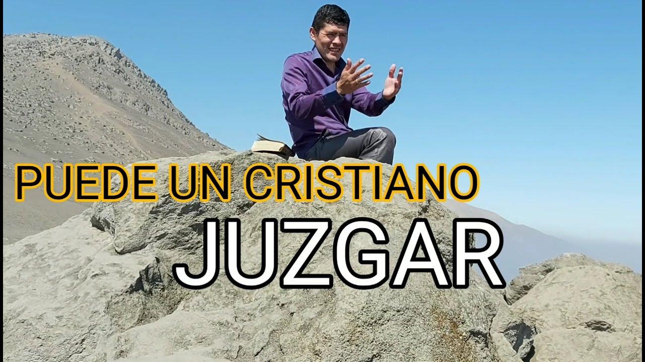 PUEDE UN CRISTIANO JUZGAR❓Pastor Yhon Guichon Aguayo - El Buen Pastor