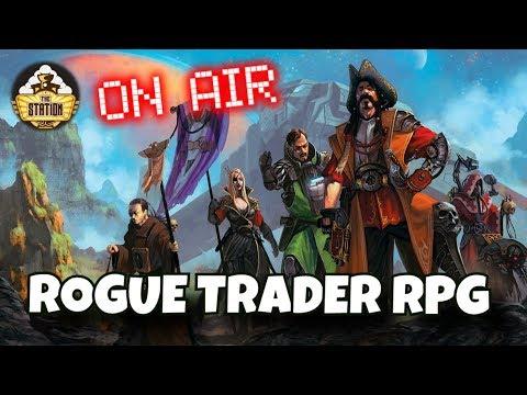 Играем RPG | FFG Rogue Trader | Приключение Первое | Святая Агриппина | Часть 1