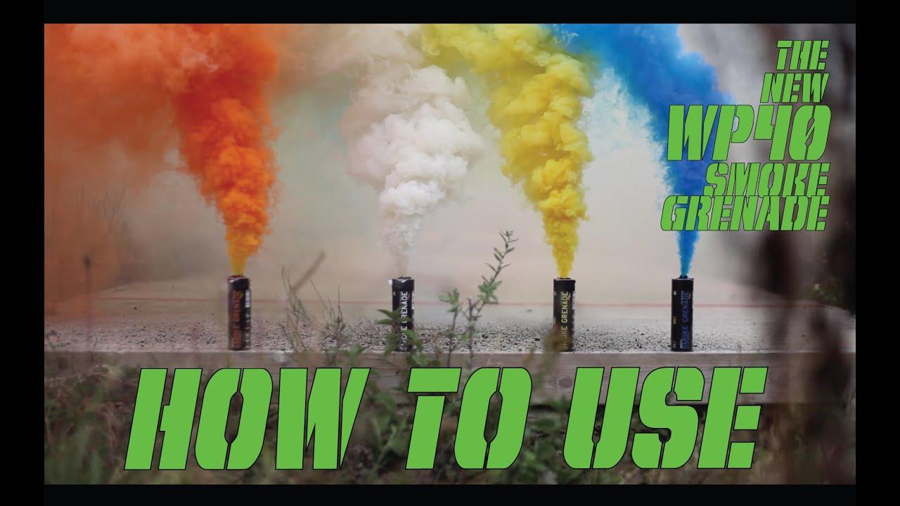 EG Grenade Co  | World Famous Smoke Grenades & Smoke Effects