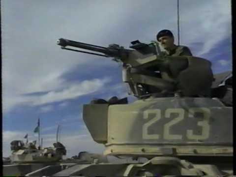 Firepower Desert War games