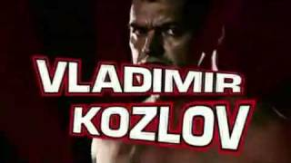 Vladimir Kozlov  2010 Entrance Video  with lyrics