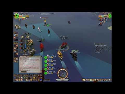 Belize port battle 3/1/2014 Brit vs French