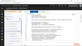 Azure Functions - Best Practices : Create Common Code Repos for Better Manageability | packtpub.com