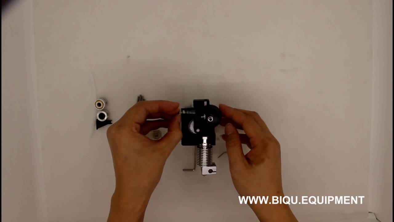 Titan Extruder Assembly Video
