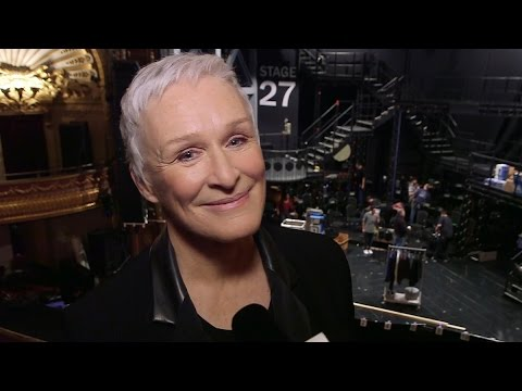 Glenn Close and Lonny Price Bring Sunset Boulevard to Broadway