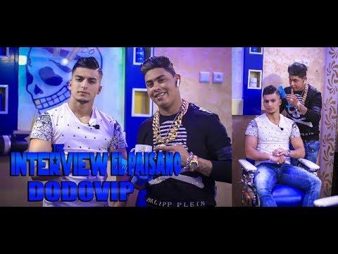 هذا ما قاله مغني الراب El Paisano حول الراب البنات برنامج Salon Dodo VIP