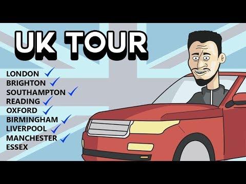 UK TOUR Day 17
