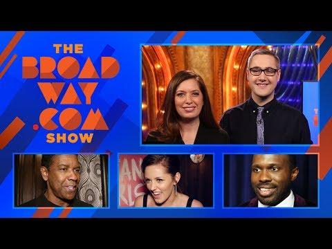 The Broadway.com Show - 4/13/18: MEAN GIRLS' Tina Fey, Denzel Washington & More