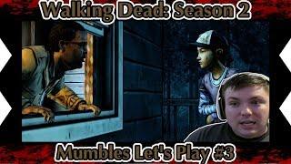 Fixing Clementine - Telltale The Walking Dead Season 2 - Mumbles Let