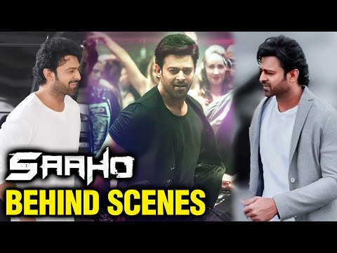 Prabhas Shares Saaho Behind The Scenes Images  For His Darling Fans Mp3