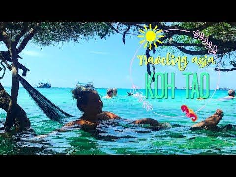🌏 Traveling asia  🐠 KOH TAO | Johanna Lind