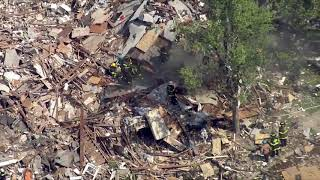 BREAKING NEWS: Deadly gas explosion in Baltimore