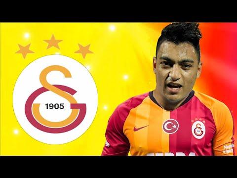 MOSTAFA MOHAMED مصطفى محمد    Welcome To Galatasaray 2021 (HD)