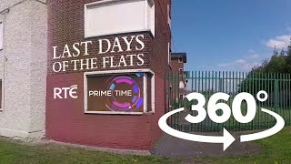 The Last Days of The Flats | 360 O'Devaney Gardens Dublin | RTÉ Prime Time