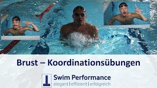 Richtig Brustschwimmen: Koordinatives Training für Armzug und Beinschlag