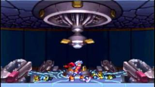 Mega Man ZX Advent (Grey) - Mysterious Lab (Intro)