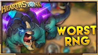 Worst RNG Moments Ep.1 | Hearthstone Gadgetzan