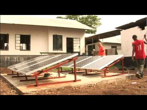 Energy For Opportunity - Solar Power in Sierra Leone (West Africa)