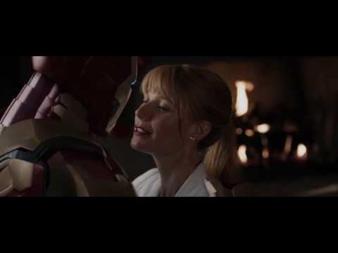Iron Man 3 a romantic comedy trailer - parody