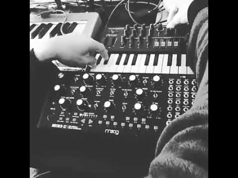 Optic Nerve Engine Synth Jam - Moog Mother32 + Microbrute