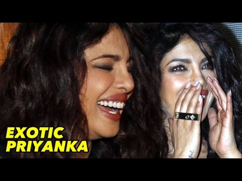 Priyanka Chopra - EXOTIC, Ft. Pitbull Travel Video