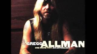 Watch Gregg Allman One More Try video