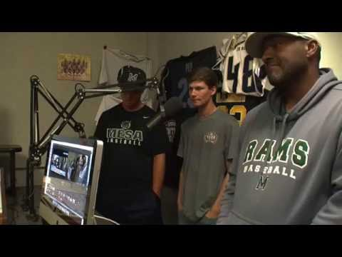 Roosevelt Football Coach Tommy Leach, Murrieta Mesa Baseball on The Inland_Sports Show (6-11-16)