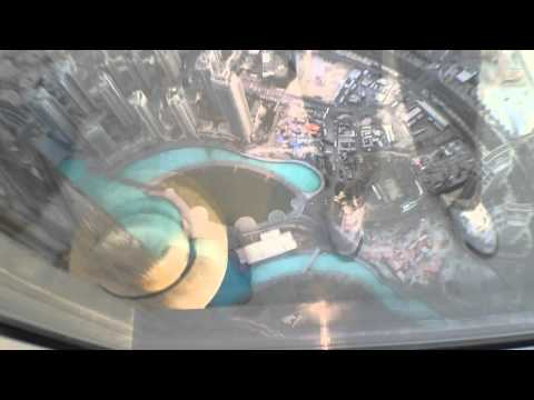 At The Top Sky Observation Deck,148th Floor,Burj Khalifa Dubai
