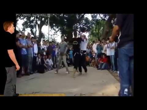 Wing Chun Vs. Street Fighter Critique