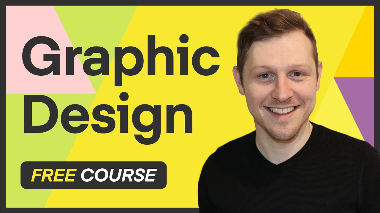 Beginners Guide To Graphic Design 45 Episode Series