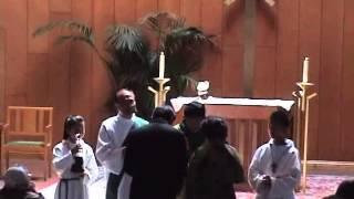 Dâng Người Cha - Ca Đoàn Thánh Linh 1:30 - Fountain Valley