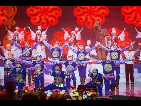 IFLC Kazakhstan 2016 - Kazakhstan Traditional Dance