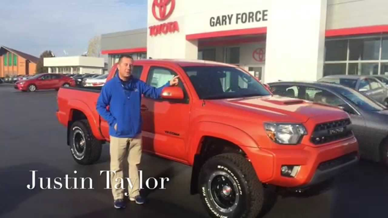 Wonderful Bowling Green KY Toyota Dealer 2015 Toyota Tacoma TRD Pro Near  Elizabethtown And Nashville   YouTube