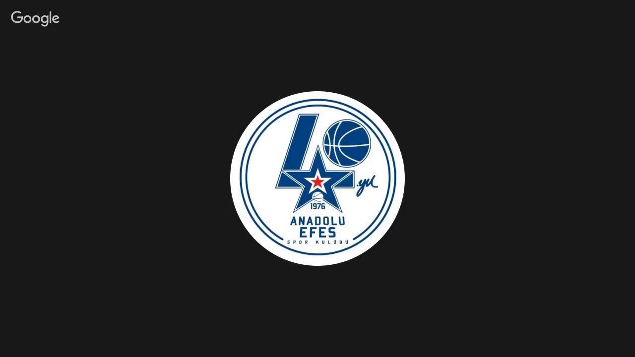 Anadolu Efes - Lokomotiv Kuban Basın Toplantısı