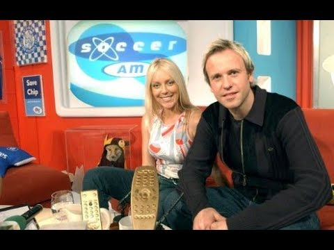 Helen Chamberlain leaves Soccer AM after over 20 years with two new presenters...