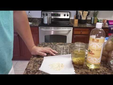 Heat Infused Resin Oil - Frankincense (Boswellia Carterii) Part 1