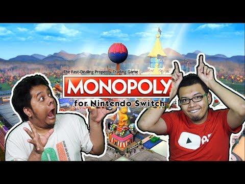 Dia T E R T Y P U - Ayo Main Monopoly Bareng Keluarga Tara Arts! (Part 1)